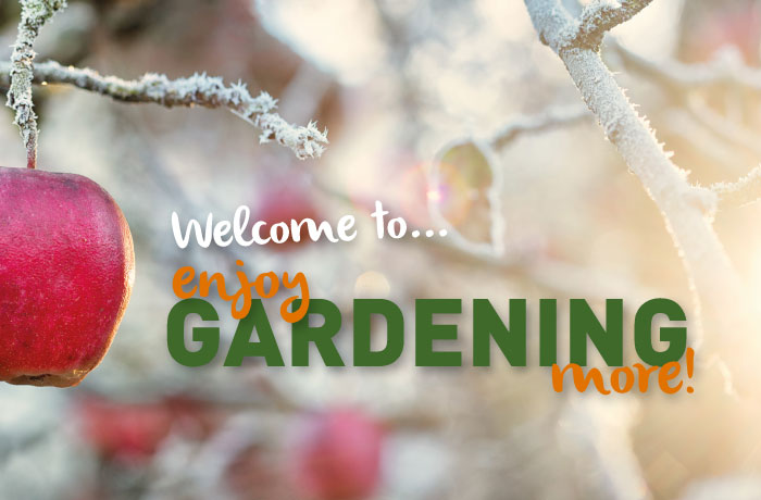 Enjoy Gardening More